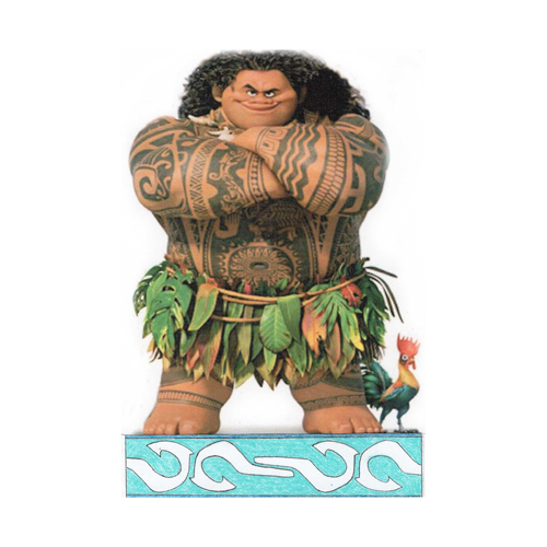 Your Wdw Store Disney Traditions By Jim Shore Moana Maui