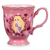 Disney Coffee Cup - Rapunzel Flower Princess Mug