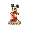 Disney Traditions by Jim Shore - Mickey in Christmas Pajamas