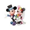 Disney by Britto - Mickey & Minnie Wedding