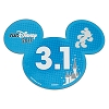 Disney Mini Ears Magnet - 2017 runDisney 3.1