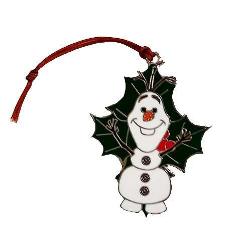 Disney Mystery Pin - Woodland Ornaments - Olaf