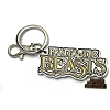 Universal Keychain - Fantastic Beasts and Where to Find Them Pewter Logo