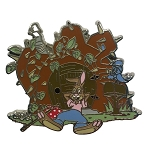 Disney Mystery Pin - Splash Mountain - Brer Rabbit at Home
