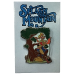 Disney Mystery Pin - Splash Mountain - Brer Fox and Brer Bear Lurking