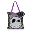 Disney Shopper Tote - Jack Skellington Faux Leather Shopper