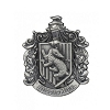 Universal Studios - Harry Potter - Hufflepuff House Crest Pewter Pin