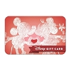 Disney Collectible Gift Card - Hands of Love - Valentine's Day