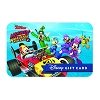 Disney Collectible Gift Card - Mickey and the Roadster Racers