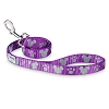 Disney Tails Pet Leash - Reflective Icons - Purple