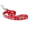 Disney Tails Pet Leash - Reflective Icons - Red