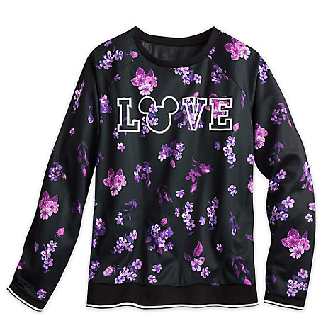 Add to My Lists. Disney LADIES Shirt - Mickey Mouse Athletic Long Sleeve  Top for Women 7de0637704