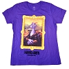 Disney Adult Shirt - 2017 Epcot Festival of Arts - Figment Purple