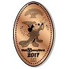 Disney Pressed Penny - 2017 Sorcerer Mickey Tree of Life