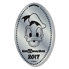 Disney Pressed Quarter - 2017 Donald Head