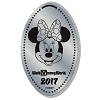 Disney Pressed Quarter - 2017 Minnie Head