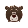 Disney Mystery Pin - Tsum Tsum - Series 3 - Baloo