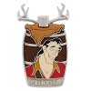 Disney Essence Of Evil Pin - #08 Gaston