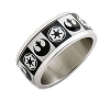 Disney Star Wars Ring  - Imperial Crest - Stainless Steel