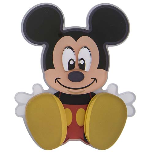 ba52b690bdb Disney Magnet - Big Feet - Mickey Mouse