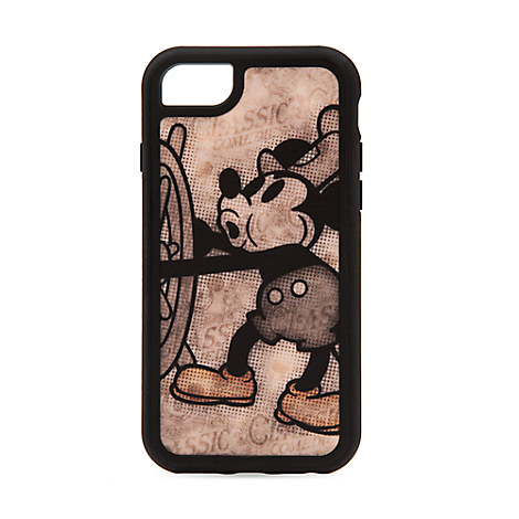 Disney iPhone Case - Mickey Mouse - Steamboat Willie  iPhone 7/6/6S