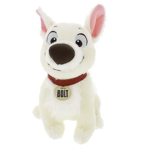 Disney Plush Bolt 10