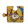 Disney Character Connection Pin - Aladdin Puzzle - Sultan