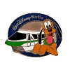 Disney Mystery Pins - Monorail Magic - Pluto
