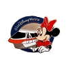 Disney Mystery Pins - Monorail Magic - Minnie Mouse