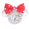 Disney Ornament - Reinhard Herzog - Minnie Mouse with Red Bow - Small