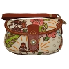 Disney Dooney & Bourke Bag - Aulani - Wristlet - White