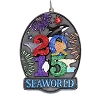 SeaWorld Christmas Ornament - 2015 Fireworks Logo