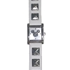 Disney Wrist Watch - Mickey Icon - White Studded