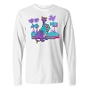 Disney Adult Shirt - Epcot - Figment Long Sleeve Tee