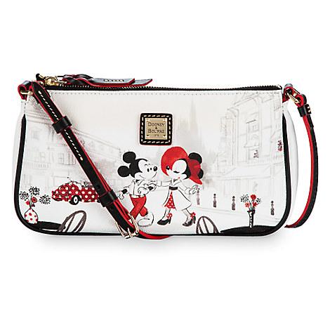 Disney Dooney & Bourke Bag - Mickey & Minnie