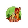 Disney Mystery Pins - BFFs - Thumper and Bambi