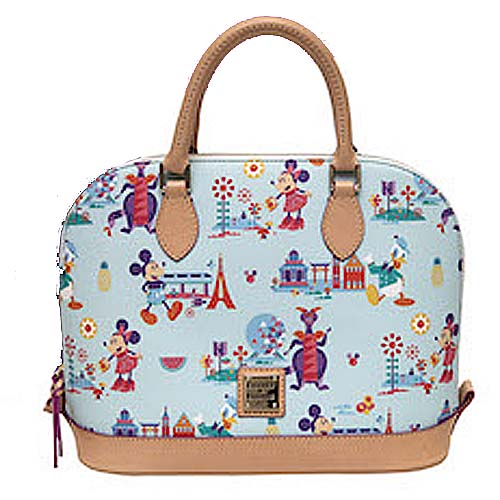 Your Wdw Store Disney Dooney Amp Bourke 2017 Flower And