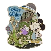 Disney Flower & Garden Festival Pin - 2017 Mickey Mouse Logo