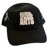 Disney Baseball Cap - 2017 Epcot Festival of Arts - Figment - Black