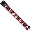 Disney Luggage Strap - Pie Eyed Mickey Mouse - Expressions