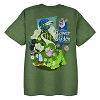 Disney Adult Tee - 2017 Flower and Garden Mickey and Figment