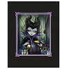 Disney Artist Print - Jasmine Becket-Griffith - Maleficent Enthroned