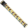 Disney Luggage Strap - Classic Minnie Mouse Poses