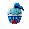 Disney Magnet - D-List Treats - Donald Duck Cupcake