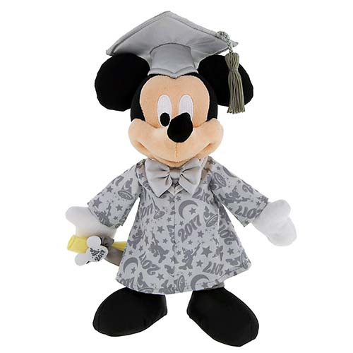 Your WDW Store Disney Graduation Plush Class Of 2017