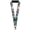 Disney Designer Lanyard - Sleeping Beauty - Classic Woods Scene