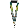 Disney Designer Lanyard - The Lion King - Simba, Timon, Pumbaa
