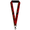 Disney Designer Lanyard - The Lion King - Mufasa & Simba