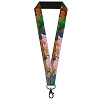 Disney Designer Lanyard - The Lion King - Simba & Nala