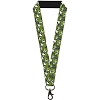 Disney Designer Lanyard - Monsters Inc. - Eye Collage